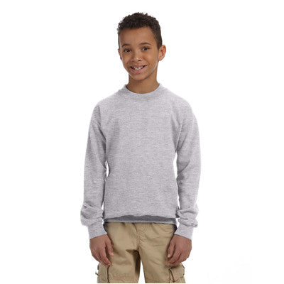 Gildan Youth Heavyweight Blend Crewneck - EZ Corporate Clothing  - 11