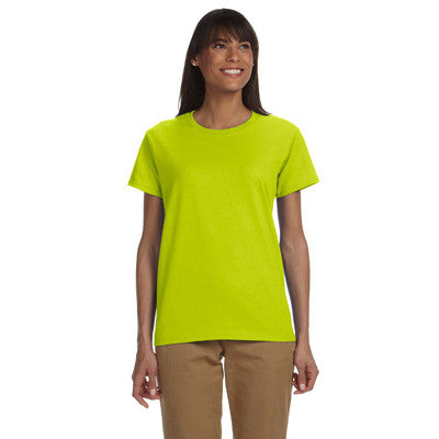 Gildan Ladies Ultra Cotton T-Shirt with Embroidery - EZ Corporate Clothing  - 24