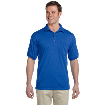 Gildan Adult Dryblend Jersey Polo With Pocket - Printed - EZ Corporate Clothing  - 7