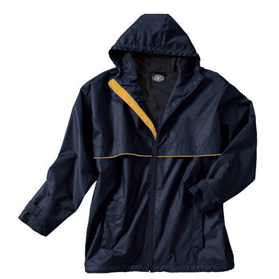 Charles River Men's New Englander Rain Jacket - EZ Corporate Clothing  - 8