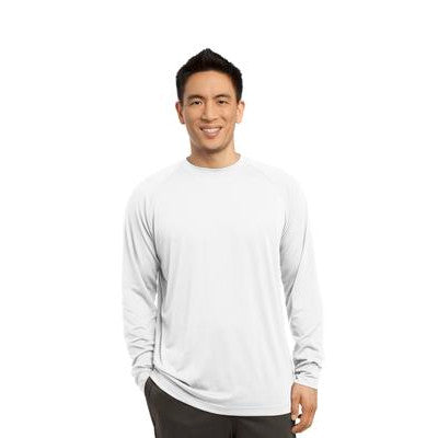 Sport-Tek Long-Sleeve Ultimate Performance Crewneck - AIL - EZ Corporate Clothing  - 6