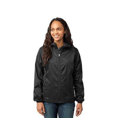 Eddie Bauer Ladies Packable Wind Jacket - EZ Corporate Clothing  - 3
