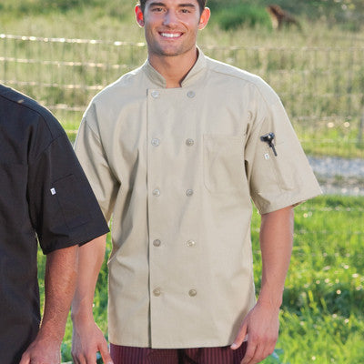 South Beach Chef Coat - EZ Corporate Clothing  - 10