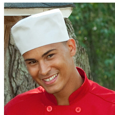 Custom Embroidered Chef Hat - EZ Corporate Clothing  - 6
