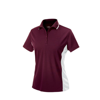 Charles River Womens Color Blocked Wicking Polo - EZ Corporate Clothing  - 5
