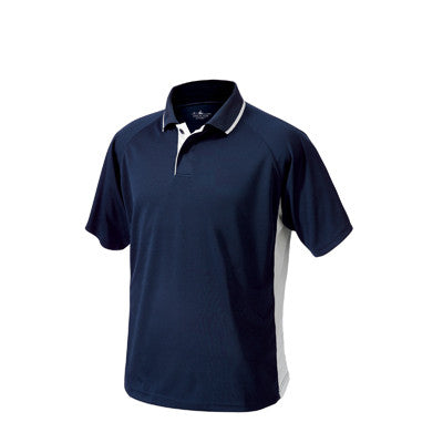Charles River Men's Color Blocked Wicking Polo - AIL - EZ Corporate Clothing  - 3