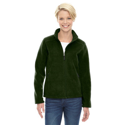 Ladies Journey Core365 Fleece Jacket - EZ Corporate Clothing  - 8