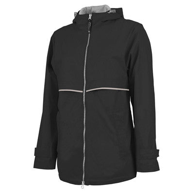 Charles River Womens Rain Jacket - EZ Corporate Clothing  - 4