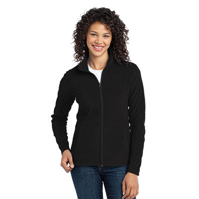 Port Authority Ladies MicroFleece Jacket - EZ Corporate Clothing  - 3