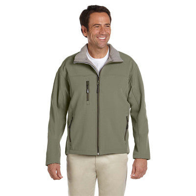 Devon & Jones Men's Soft Shell Jacket - EZ Corporate Clothing  - 6