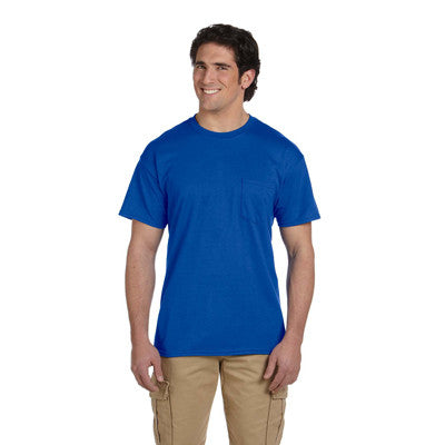 Gildan Adult DryBlend T-Shirt with Pocket - EZ Corporate Clothing  - 7