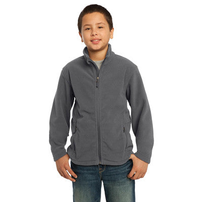 Port Authority Youth Value Fleece Jacket - EZ Corporate Clothing  - 4