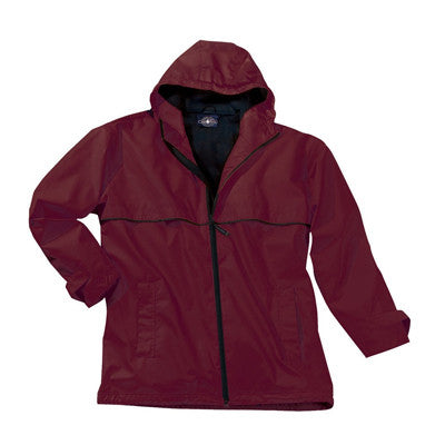 Charles River Men's New Englander Rain Jacket - EZ Corporate Clothing  - 4