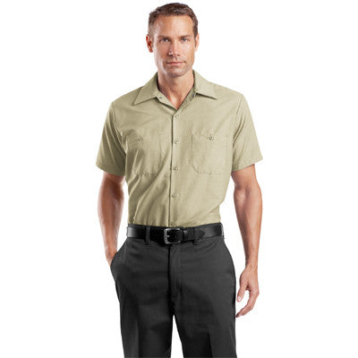 Cornerstone Industrial Work Shirt - Short Sleeve - EZ Corporate Clothing  - 8