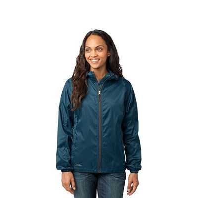 Eddie Bauer Ladies Packable Wind Jacket - EZ Corporate Clothing  - 2