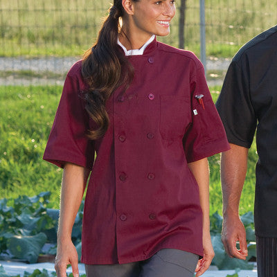 South Beach Chef Coat - EZ Corporate Clothing  - 7