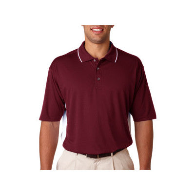 UltraClub Cool-N-Dry Sport Two-Tone Polo - EZ Corporate Clothing  - 8