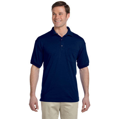 Gildan Adult Dryblend Jersey Polo With Pocket - Printed - EZ Corporate Clothing  - 4