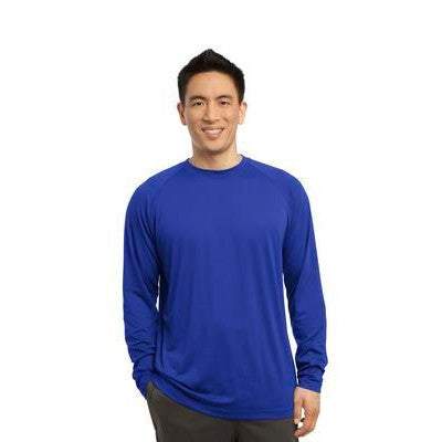 Sport-Tek Long-Sleeve Ultimate Performance Crewneck - AIL - EZ Corporate Clothing  - 5