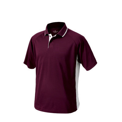 Charles River Mens Color Blocked Wicking Polo - EZ Corporate Clothing  - 5