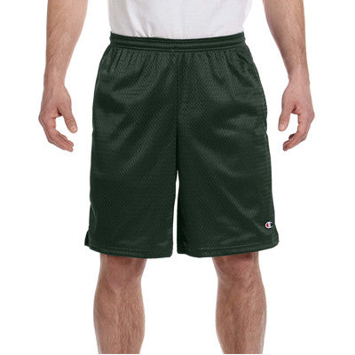 Champion Long Mesh Shorts With Pocket - EZ Corporate Clothing  - 7