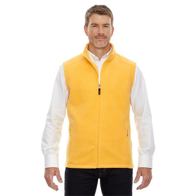 Mens Journey Core365 Fleece Vest - EZ Corporate Clothing  - 4