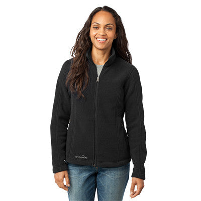 Eddie Bauer Ladies Full-Zip Fleece Jacket - EZ Corporate Clothing  - 2
