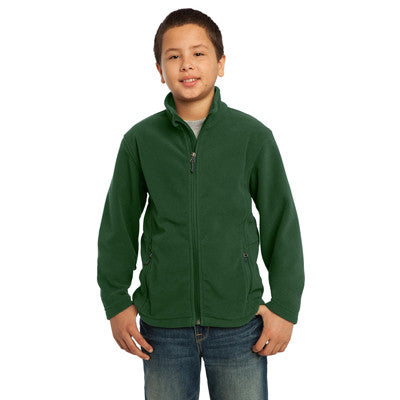 Port Authority Youth Value Fleece Jacket - EZ Corporate Clothing  - 3