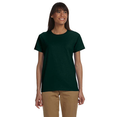 Gildan Ladies Ultra Cotton T-Shirt with Embroidery - EZ Corporate Clothing  - 22