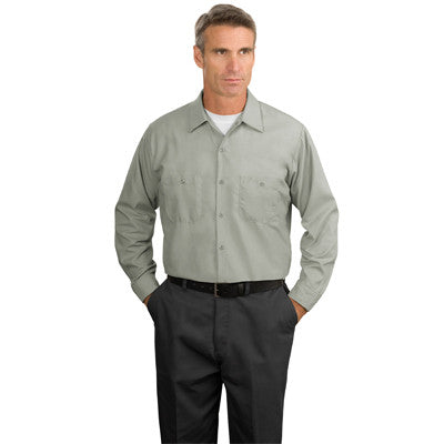 Cornerstone Industrial Work Shirt - Long Sleeve - EZ Corporate Clothing  - 4
