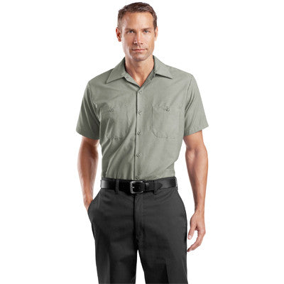 Cornerstone Industrial Work Shirt - Short Sleeve - EZ Corporate Clothing  - 7