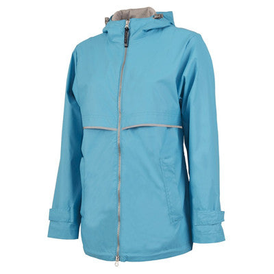Charles River Womens Rain Jacket - EZ Corporate Clothing  - 13