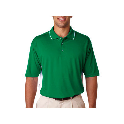 UltraClub Cool-N-Dry Sport Two-Tone Polo - EZ Corporate Clothing  - 7