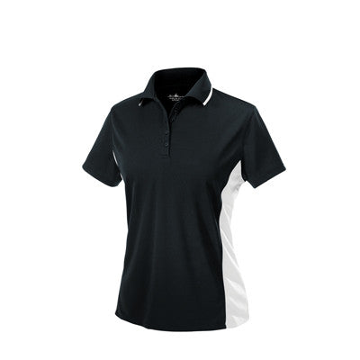 Charles River Womens Color Blocked Wicking Polo - EZ Corporate Clothing  - 3