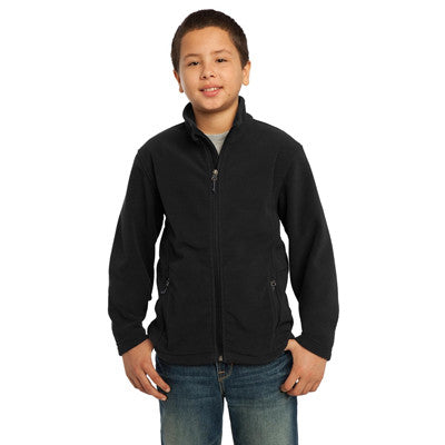 Port Authority Youth Value Fleece Jacket - EZ Corporate Clothing  - 2