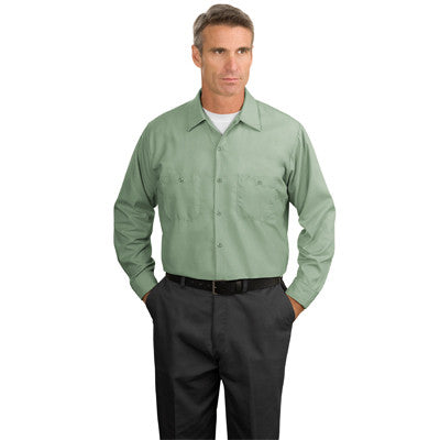 Cornerstone Industrial Work Shirt - Long Sleeve - EZ Corporate Clothing  - 6
