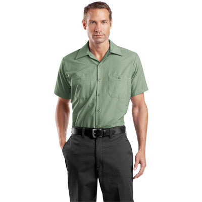 Cornerstone Industrial Work Shirt - Short Sleeve - EZ Corporate Clothing  - 13