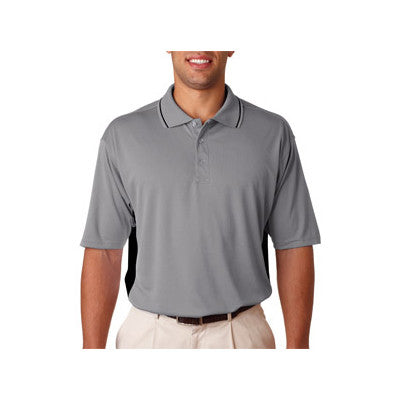 UltraClub Cool-N-Dry Sport Two-Tone Polo - EZ Corporate Clothing  - 6