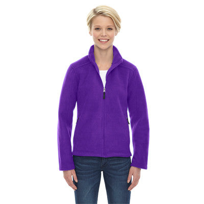 Ladies Journey Core365 Fleece Jacket - EZ Corporate Clothing  - 5