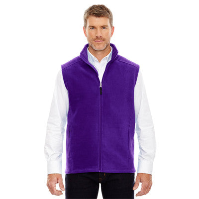 Mens Journey Core365 Fleece Vest - EZ Corporate Clothing  - 5