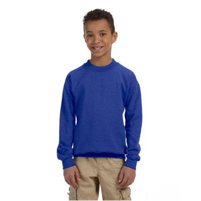 Gildan Youth Heavyweight Blend Crewneck - EZ Corporate Clothing  - 9