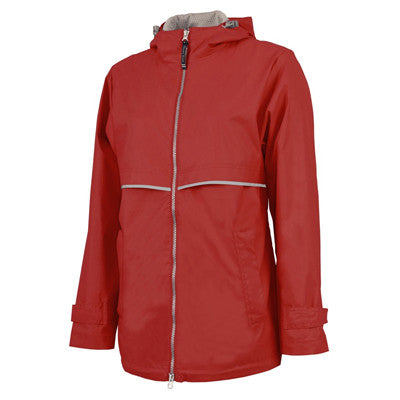Charles River Womens Rain Jacket - EZ Corporate Clothing  - 10