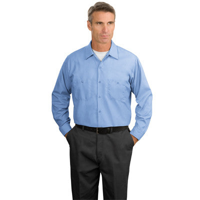 Cornerstone Industrial Work Shirt - Long Sleeve - EZ Corporate Clothing  - 5