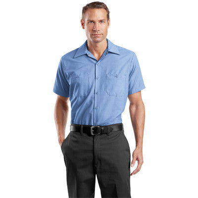 Cornerstone Industrial Work Shirt - Short Sleeve - EZ Corporate Clothing  - 6