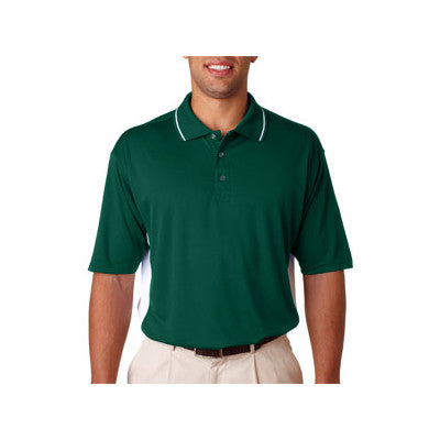 UltraClub Cool-N-Dry Sport Two-Tone Polo - EZ Corporate Clothing  - 5