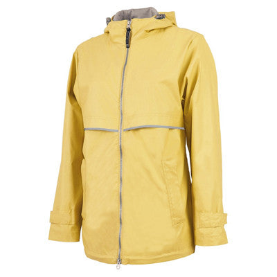 Charles River Womens Rain Jacket - EZ Corporate Clothing  - 5