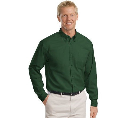 Port Authority Easy Care Tall Long Sleeve Shirt - EZ Corporate Clothing  - 11
