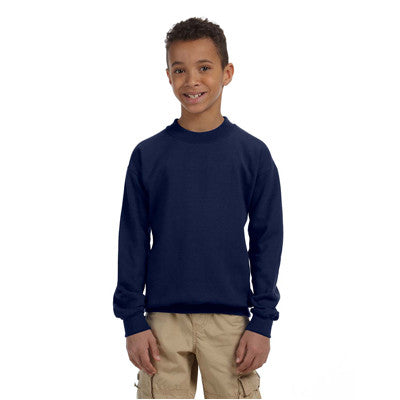 Gildan Youth Heavyweight Blend Crewneck - EZ Corporate Clothing  - 7