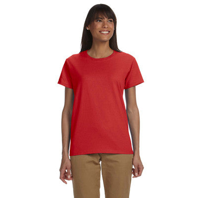 Gildan Ladies Ultra Cotton T-Shirt with Embroidery - EZ Corporate Clothing  - 20