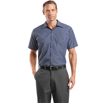 Cornerstone Industrial Work Shirt - Short Sleeve - EZ Corporate Clothing  - 5